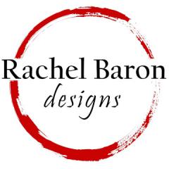 Rachel Baron Designs Banner